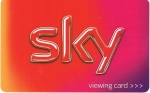 Sky Card UK - NDS 28° east